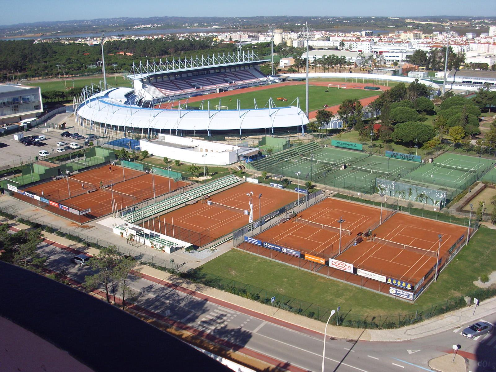 Complexo de tenis